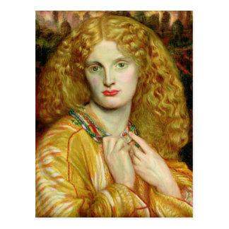 Cartão Postal Helen de Troy, 1863