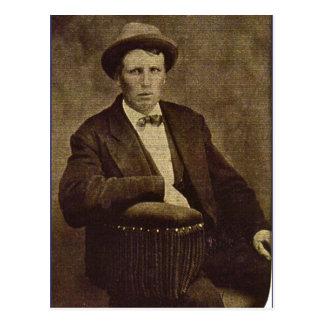 Cartão Postal Henry Rupp cerca de 1870