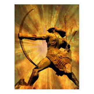 Cartão Postal Herói arménio