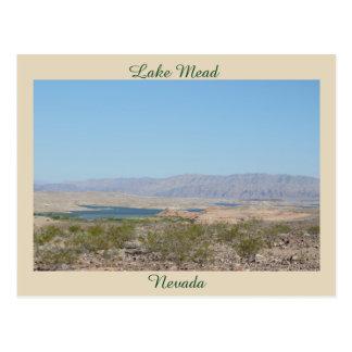 Cartão Postal Hidromel Nevada do lago