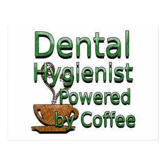 Cartão Postal Higienista dental