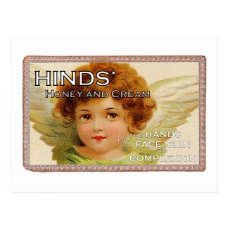 Cartão Postal Hinds