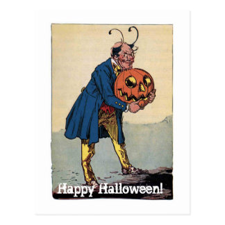 Cartão Postal Histórias pequenas do feiticeiro da onça o Dia das