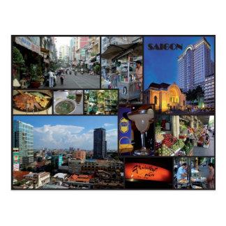 Cartão Postal Ho Chi Minh city - Vietname