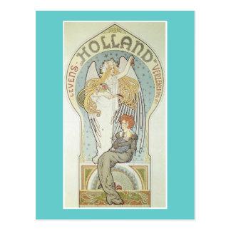 Cartão Postal Holland