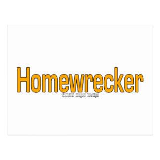Cartão Postal Homewrecker