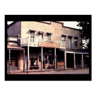 Cartão Postal Hotel de Cerrillos