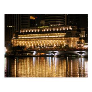 Cartão Postal Hotel de Fullerton