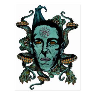 Cartão Postal Howard Phillips Lovecraft