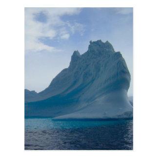 Cartão Postal Iceberg antárctico