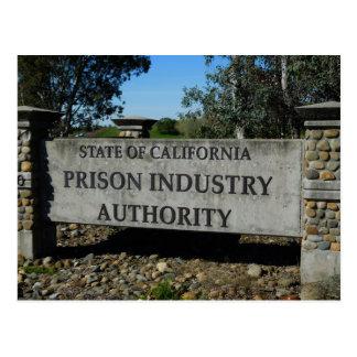 Cartão Postal Ícone de Folsom: Entrada, autoridade da indústria