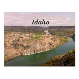 Cartão Postal Idaho