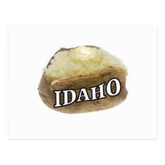 Cartão Postal Idaho spud
