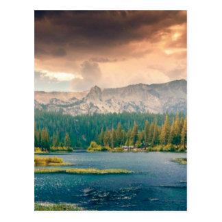 Cartão Postal ideia da beleza e da maravilha