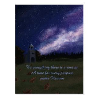 Cartão Postal Igreja da queda