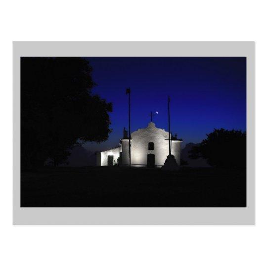 Cartão Postal Igreja de São João Batista Trancoso Bahia