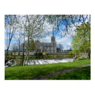 Cartão Postal Igreja de St.Brendan no birr - Ireland