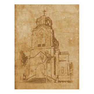 Cartão Postal Igreja de St. Elijah