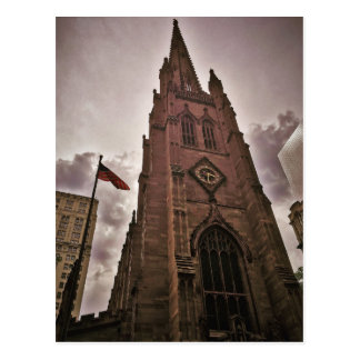 Cartão Postal Igreja de trindade elevada