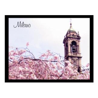 Cartão Postal Igreja do alle Ossa de San Bernardino