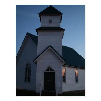 Cartão Postal Igreja do país