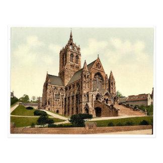 Cartão Postal Igreja memorável de Coates, clássico de Paisley,