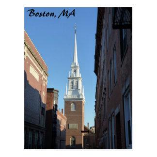 Cartão Postal Igreja norte velha