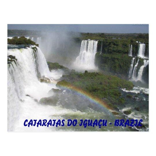 Cartão Postal Iguaçu