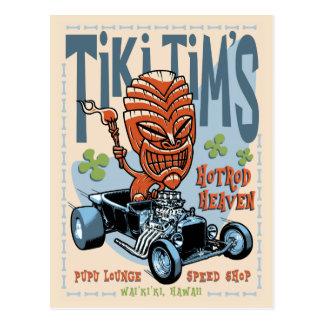 Cartão Postal II de Tiki Tim