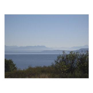 Cartão Postal Ilha 3 de Whidbey