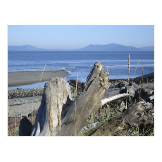 Cartão Postal Ilha 4 de Whidbey