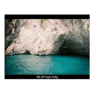 Cartão Postal Ilha de Capri, Italia