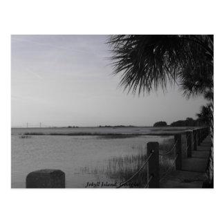 Cartão Postal Ilha de Jekyll