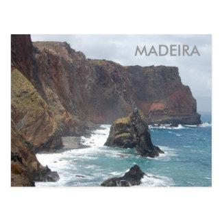 Cartão Postal Ilha de Madeira