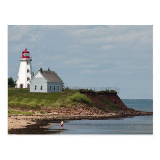Cartão Postal Ilha de Panmure, Prince Edward Island. Panmure