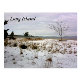 Cartão Postal Ilha longa do Ilha-Abrigo