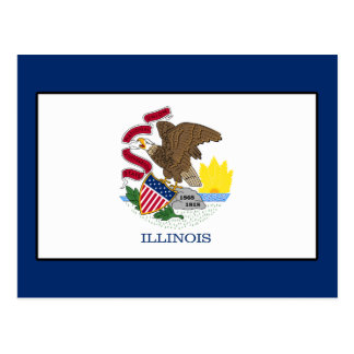 Cartão Postal Illinois