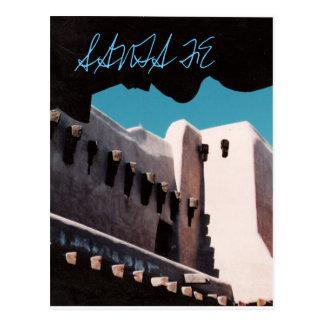 Cartão Postal image0-9, SANTA FÉ