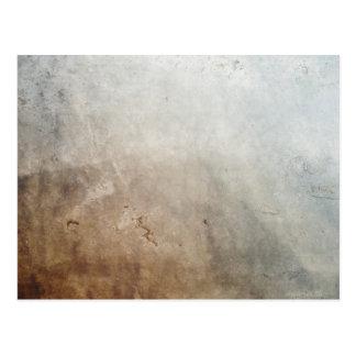 Cartão Postal Imagem variada 10 - (brandamente marrom & branco)