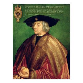 Cartão Postal Imperador Maximilian mim