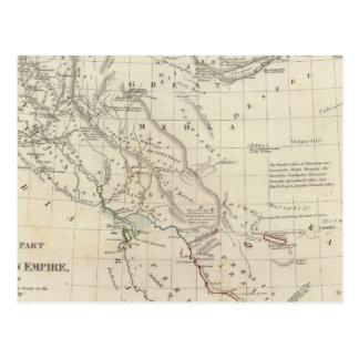 Cartão Postal Império persa, oriental