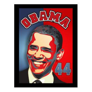 Cartão Postal Inauguração Obama - 44o presidente