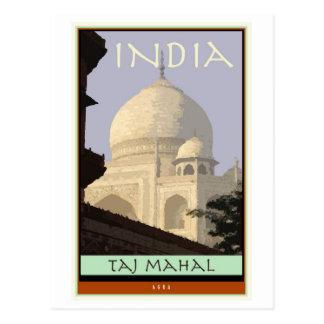 Cartão Postal India