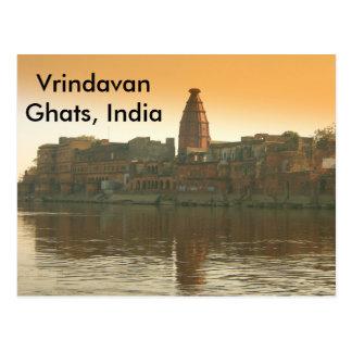 Cartão Postal India espiritual