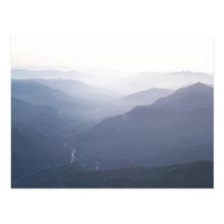Cartão Postal Infinidade - além do horizonte
