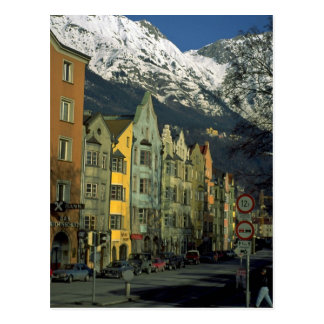 Cartão Postal Innsbruck, Áustria em Europa
