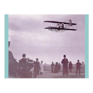 """Cartão Postal """"Insecto de Wright do material de Wright"""""""