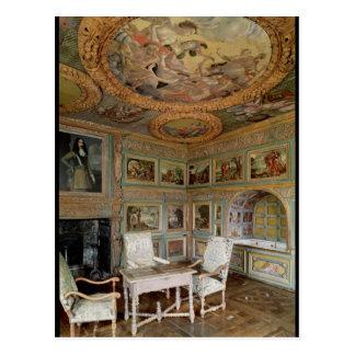 Cartão Postal Interior 'do Salle Louis XIV