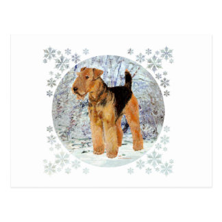 Cartão Postal Inverno