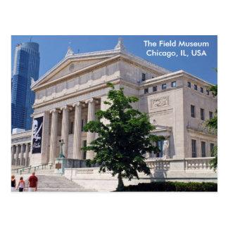 Cartão Postal Ir ao museu do campo